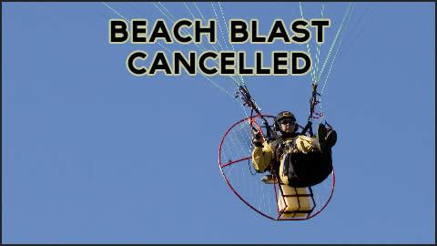 Powered Paragliding Beach Blast Panama City Florida