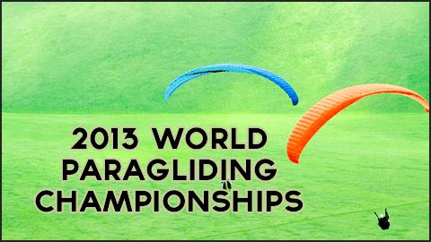 2013 World Paragliding Championships