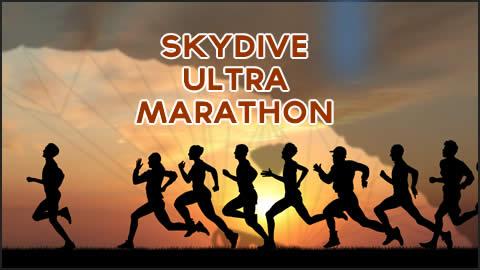 Skydive Ultra Marathon
