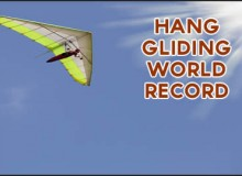New Hang Gliding World Record Set in Chile