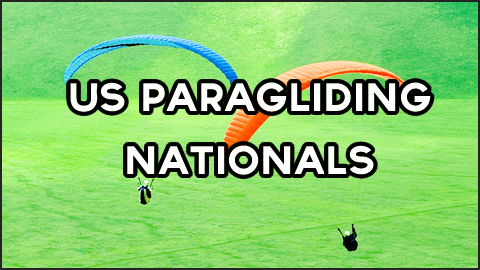US Paragliding Nationals 2015