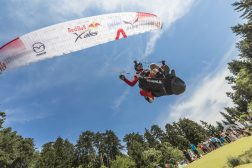 Paul Guschlbauer Red Bull X-Alps
