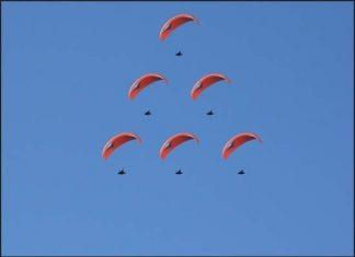 U.S. Women's Paragliding Team