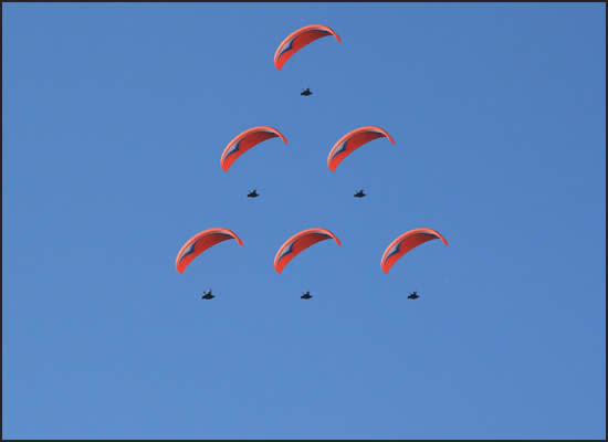 Meet the Women in US Paragliding Nationals