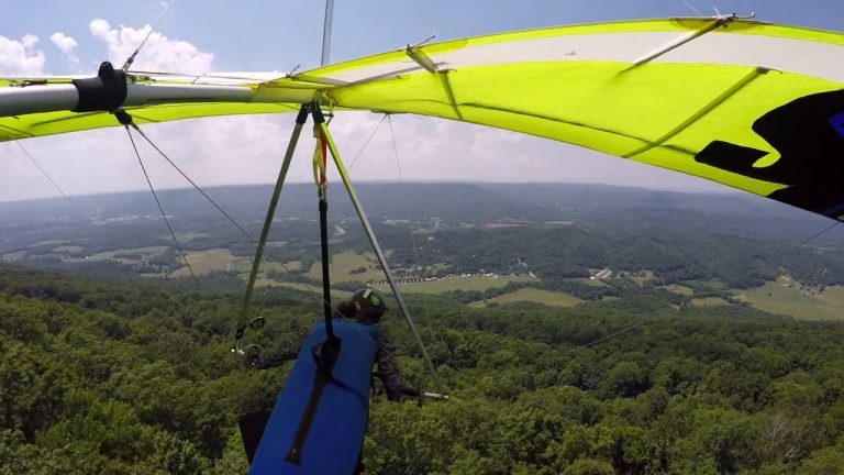 Hang Gliding – Flying Gypsies Summer Session