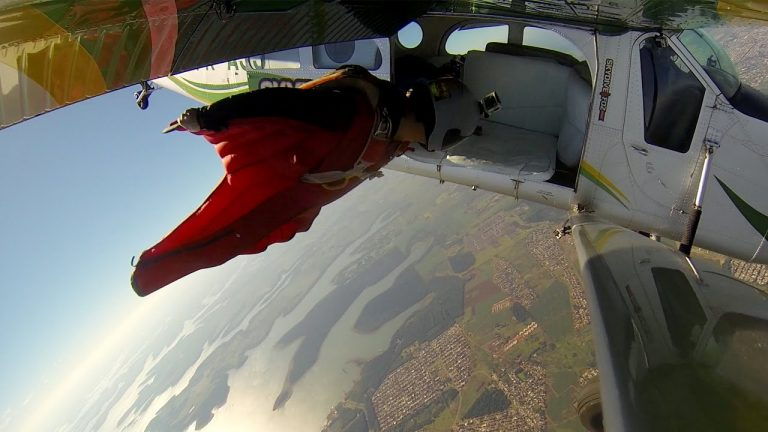 Exit Out of Plane, Then Back into Same Plane