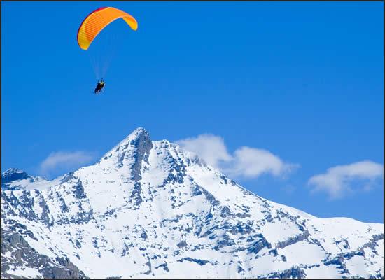 Winter Gliding Preparation