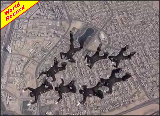 Golden Knights Set New Record