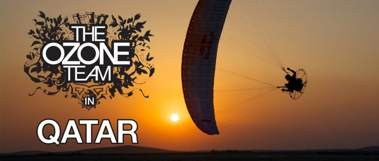 Powered Paragliding in Arabia