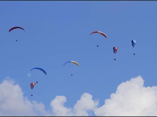 2016 Monarca Paragliding Open