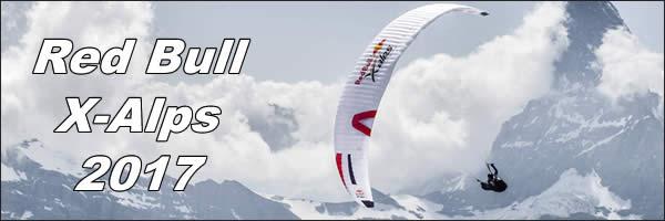 Red Bull X-Alps 2017