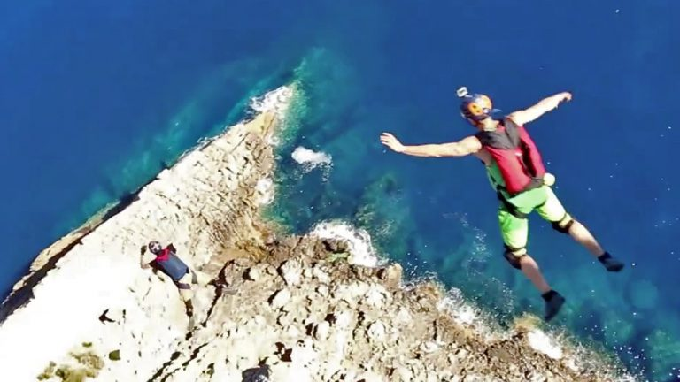 Base Jump – Year in Review