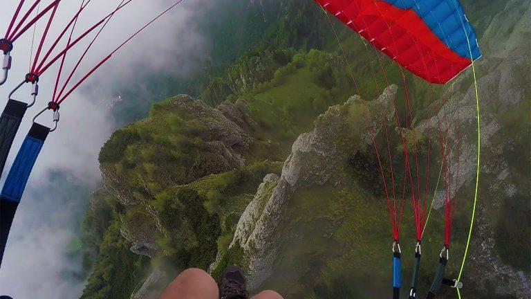 Foggy Mountain Speedflying