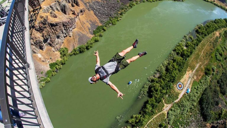 Miles Above the Rest – A Base Jump World Record
