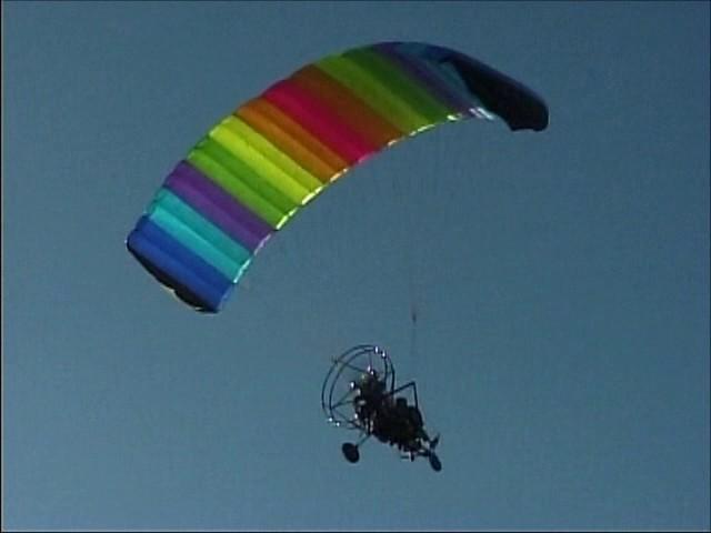 Powered Parachute World Record