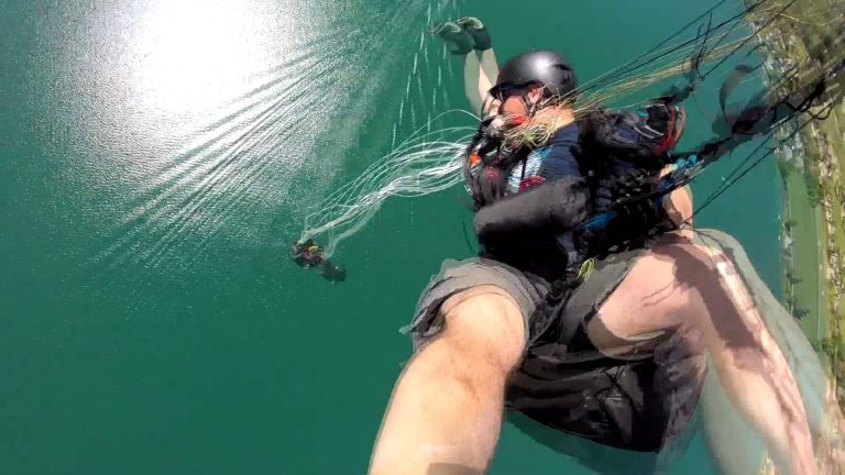 Bad Day Paragliding