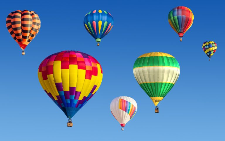 The Sights and Wonders of the Albuquerque Balloon Festival 2017