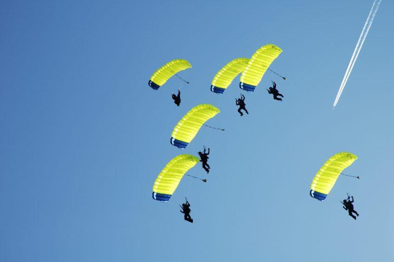 2017 USPA National Collegiate Parachuting Championship