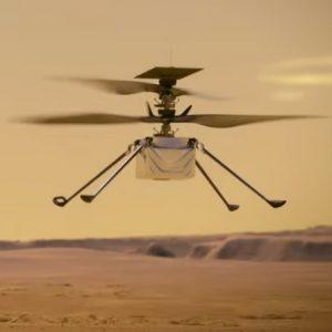 Mars Ingenuity Drone